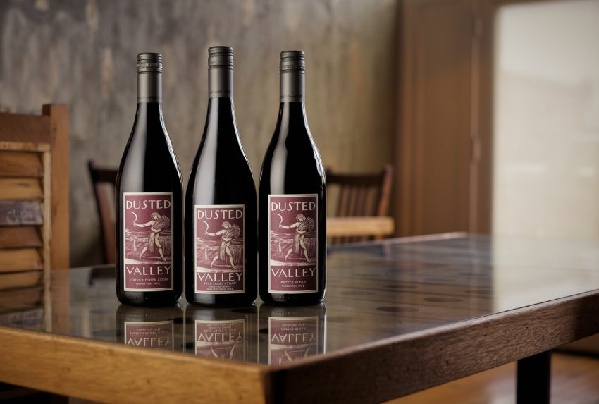 Dusted Valley Rhone Trio