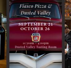 Fiasco Pizza at DV