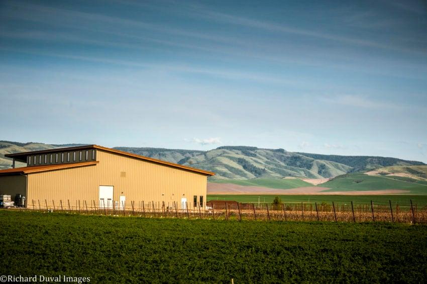 Photo of winery.